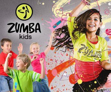 Zumba Kids Sibiu