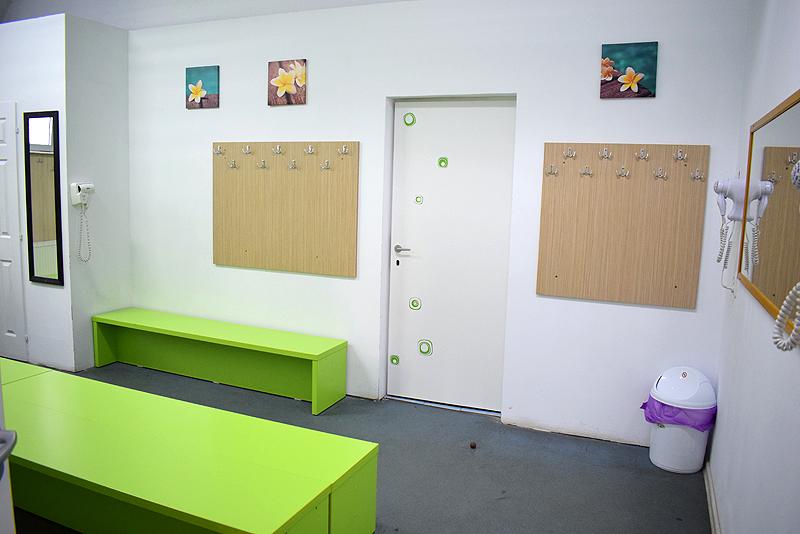 Vestiar Alegria Studio.